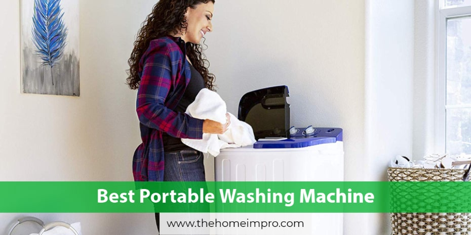 6 Best Portable Washing Machines Reviews 2020 | Cleanliness Moves with You