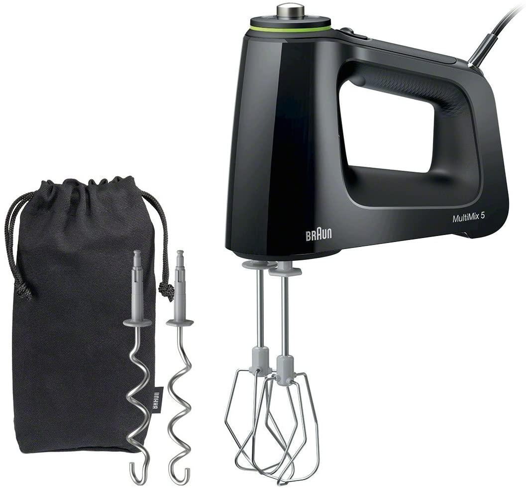 Braun MultiMix Hand Mixer, 1, Black