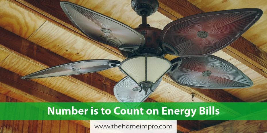 How Many Blades on a Ceiling Fan Make the Best Airflow?