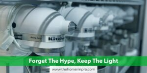 The Most Useful Kitchen Appliance is a Kitchen Mixer. Is It Just a Hype or True?